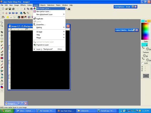 Paint Shop Pro X Make Background Transparent