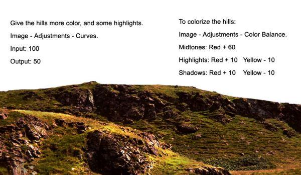 Traducido del ingles al español: cómo crear una puesta de sol india hermosa escenografía 1491_step11_4ade0f403c353