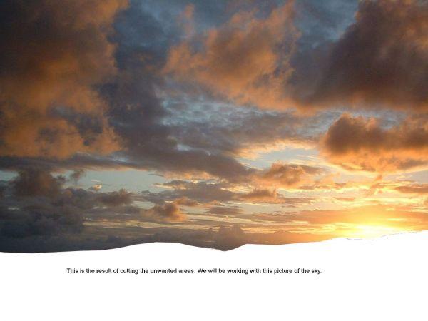 Traducido del ingles al español: cómo crear una puesta de sol india hermosa escenografía 1491_step3_4adde217aa68d