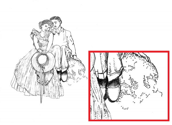 Norman Rockwell Coloring Pages Coloring Pages