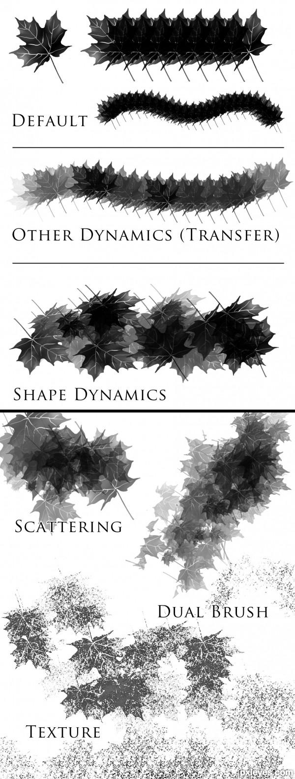 Create beautiful custom brushes for painting trees photoshop step 8 baditri Choice Image