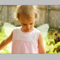 Create Fairy Wings - Photoshop-Elements Video Tutorial - Pxleyes.com