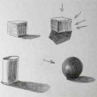 Learn How To Draw Shadows - Traditional-Drawing Video ...