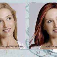 how to change hair color to blonde in photoshop