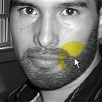 How to Add Facial Hair - GIMP Video Tutorial - Pxleyes com