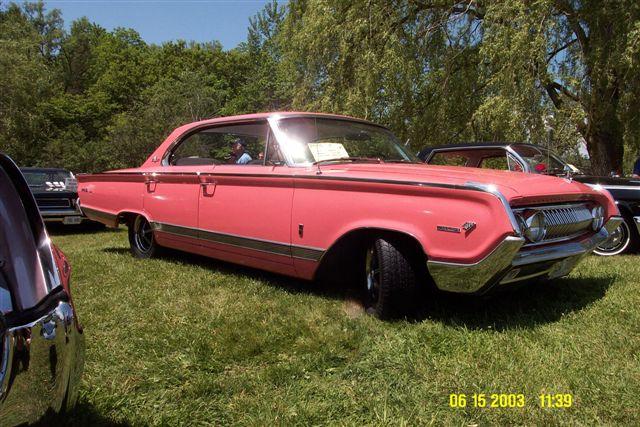 1964 Monterey Marauder (4Z68Z516006)