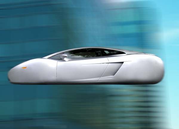 Cars of the future that can fly