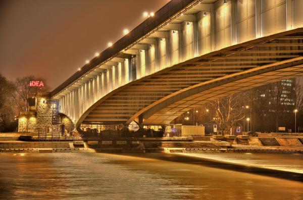 Sjaj i tama beogradskih mostova, Gradski Magazin