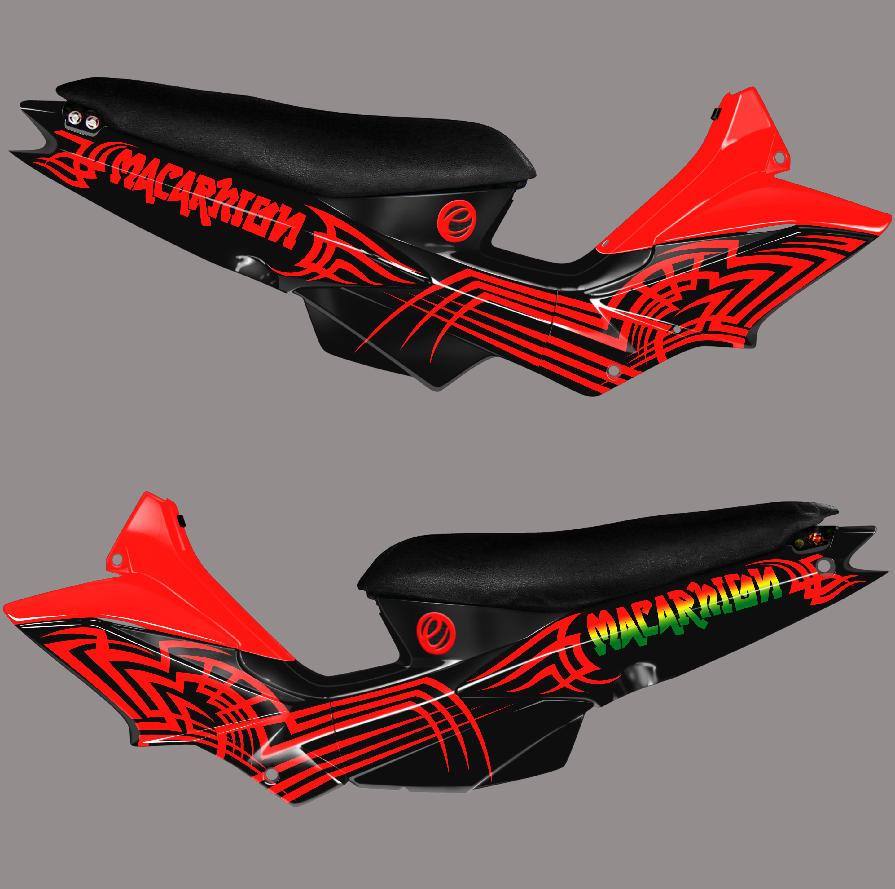 Xrm Cowling Sticker