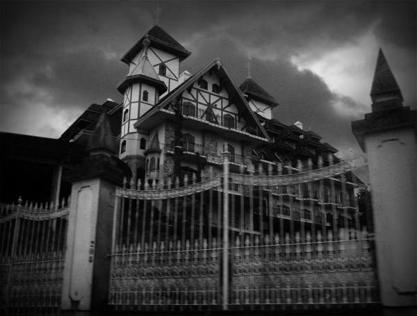 Creepy Hotel 32519 Picture By Ronynascimento In Album