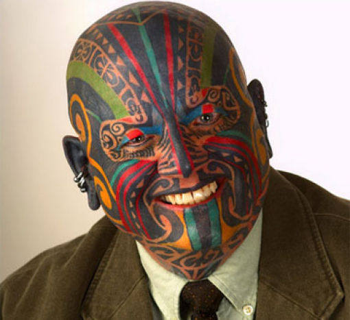 Picture album called 'Extreme Body Tattoos' (3861) - uploaded by ...